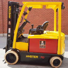 Load image into Gallery viewer, Hyster Electric Forklift