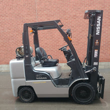 Load image into Gallery viewer, Nissan LPG Forklift