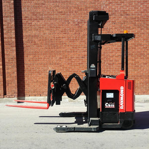 Raymond Electric Deep Reach Stand-up