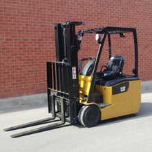 Load image into Gallery viewer, Caterpillar Electric Forklift