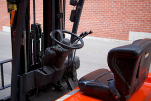 Toyota Electric Forklift 3 Wheeler