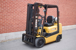 Caterpillar GC25K LPG Forklift