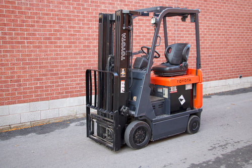 Toyota 7FBCU18 Electric Forklift