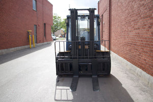 Caterpillar DP40K-D2 Diesel Outdoor Forklift with Cab