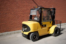 Load image into Gallery viewer, Caterpillar DP40K-D2 Diesel Outdoor Forklift with Cab