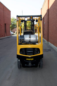 Hyster H30FT Outdoor Forklift with Pneumatic Tires