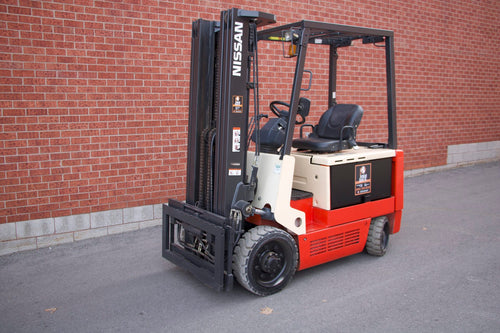 Nissan CWGP02L30S Electric Forklift