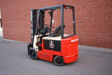 Load image into Gallery viewer, Nissan CWGP02L30S Electric Forklift
