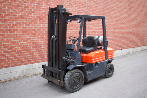 Toyota 42-5FG25 Outdoor Forklift