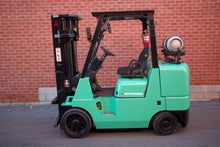 Load image into Gallery viewer, Mitsubishi FGC40K Indoor LPG Forklift