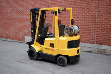 Load image into Gallery viewer, Hyster S40XM with Quad-Mast