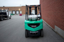Load image into Gallery viewer, Brand-New Mitsubishi FG25N Outdoor Forklift