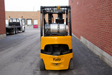 Load image into Gallery viewer, Yale GLC050VX with 4-way hydraulic valve