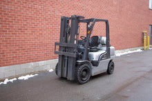 Load image into Gallery viewer, Nissan MP1F2A25LV Outdoor Forklift with 5000 lbs Capacity