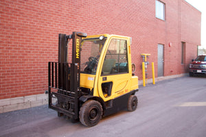 Hyster H50FT LPG Forklift with 5000 lbs Capacity