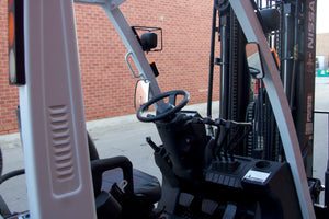 Nissan(Unicarriers) MCUG1F2F36LV Forklift with 2 Speed Automatic Transmission