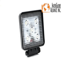 Load image into Gallery viewer, WORKLIGHT - LED 12-24 VOLT SQUARE 400 LUMEN FLOOD #SYLEDECWLS