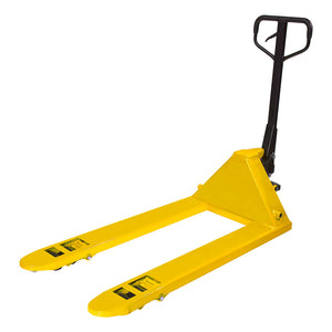 "Manual Pallet Jack Single Wheels 48""x21"""