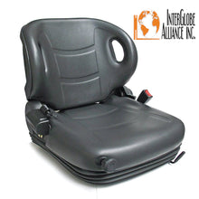 Load image into Gallery viewer, LARGE SELECTION OF FORKLIFT SEATS FOR ALL THE MAJOR BRANDS
