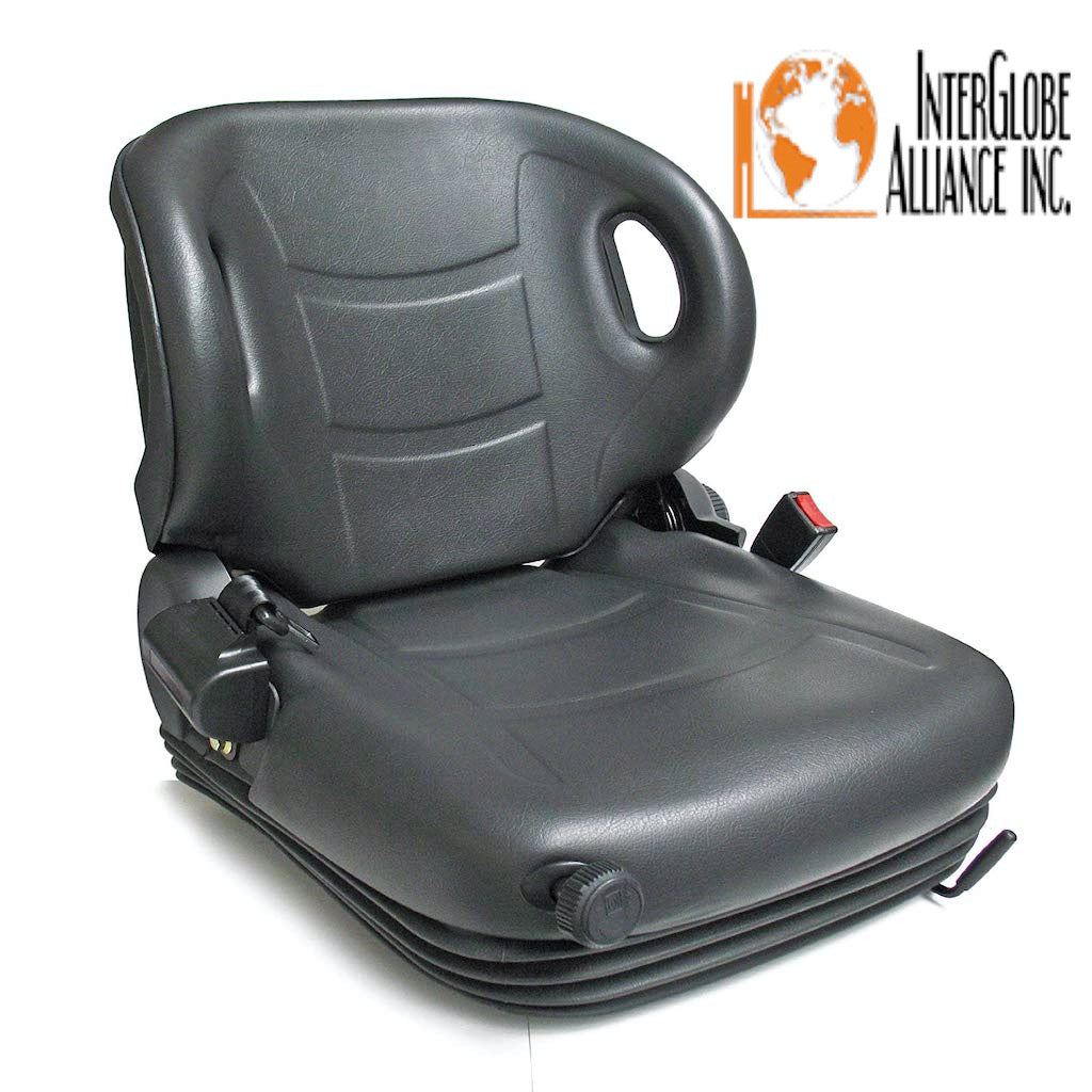 LARGE SELECTION OF FORKLIFT SEATS FOR ALL THE MAJOR BRANDS