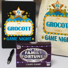 Load image into Gallery viewer, Personalised Family Fortunes Gift Set