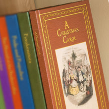 Load image into Gallery viewer, A Christmas Carol Personalised Hardback Novel