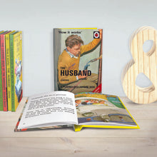 Load image into Gallery viewer, The Husband: A Ladybird Personalised Book