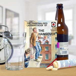 The Hangover: A Ladybird Personalised Book - Unisex