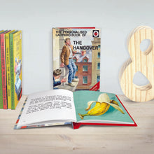 Load image into Gallery viewer, The Hangover: A Ladybird Personalised Book - Unisex