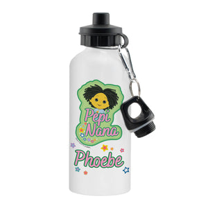 Personalised Moon and Me Pepi Nana White Drinks Bottle