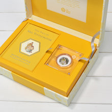Load image into Gallery viewer, Mrs Tittlemouse Royal Mint Silver Proof Coin & Book Set