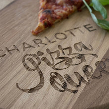Load image into Gallery viewer, Personalised Pizza Queen Board