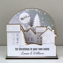 Load image into Gallery viewer, Personalised Make Your Own Town 3D Decoration Kit