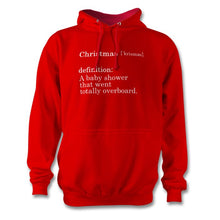 Load image into Gallery viewer, Christmas Definition Hoodie - Unisex
