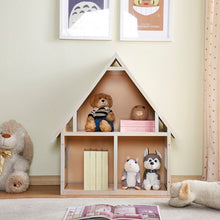 Load image into Gallery viewer, Dollhouse Chalet Shelving Storage Unit