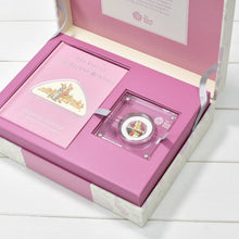 Load image into Gallery viewer, Flopsy Bunny Royal Mint Silver Proof Coin & Book Gift Set (Limited Edition)