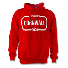 Load image into Gallery viewer, Lockdown 2020 Personalised Town Hoodie - Unisex