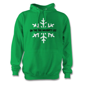 On The Naughty List Hoodie - Unisex