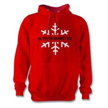 Load image into Gallery viewer, On The Naughty List Hoodie - Unisex