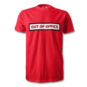 Out Of Office T-Shirt - Unisex