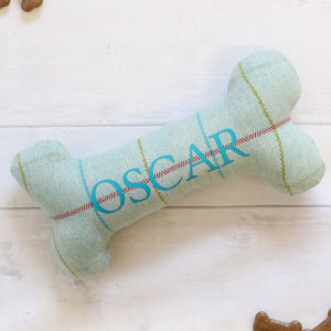 Personalised Dog Bone