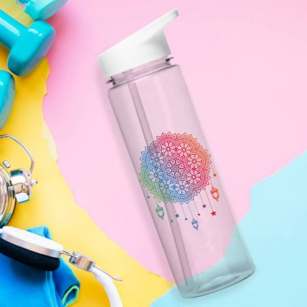 Personalised Dream Catcher Water Bottle