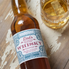 Load image into Gallery viewer, Personalised Vintage Style Scotch Whisky