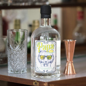Personalised Papa Bear's Gin