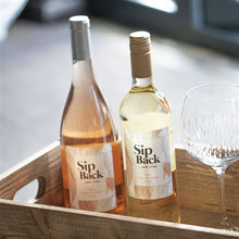 Load image into Gallery viewer, Personalised Sip Back And Relax Wine