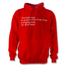 Load image into Gallery viewer, Spread Christmas Cheer Hoodie - Unisex