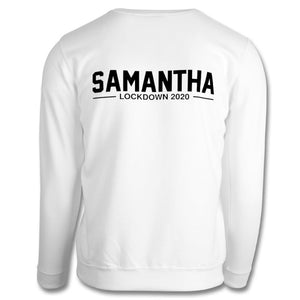 Personalised Year Sweatshirt - Unisex