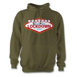 Welcome To Fabulous Lockdown 2020 Hoodie - Unisex