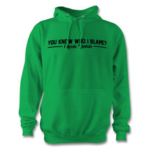 Load image into Gallery viewer, I Blame Carole Baskin Hoodie - Unisex