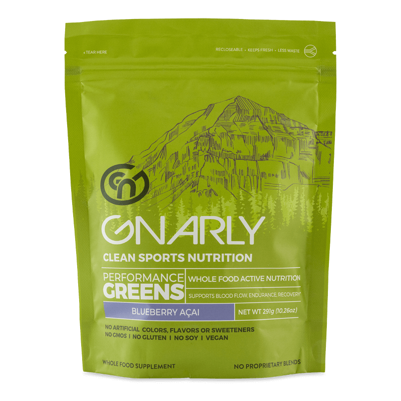 GNARLY PERFORMANCE GREENS - Survivor Wellness